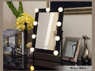Hollywood LED Bulb Mirror For Salon Make Up , Wedding Gifts For Guests